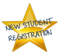 New Student Registration - added 2/11/16