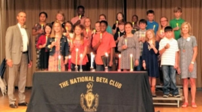 Laurens Elementary National Jr. Beta Club