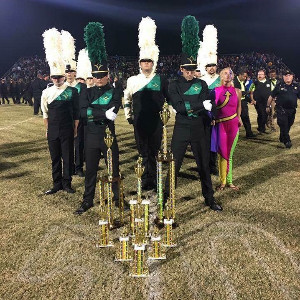 LDHS Raider Band takes Top Honors for Second Consecutive Week