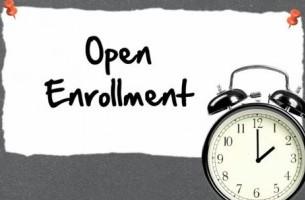 Open Enrollment Fall 2016