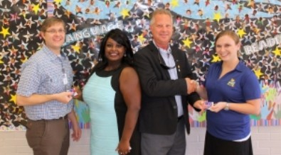 Laurens Rotary Club recognizes first year teachers