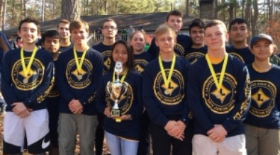 LDHS NJROTC Places Fourth at Navy Nationals