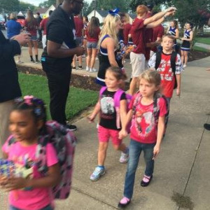 FORD ELEMENTARY PRESENTS A GRAND WELCOME FOR STUDENTS!