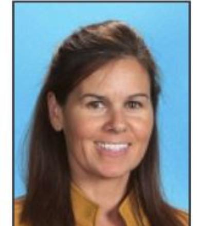 Photo of school principal Lori Peeples.