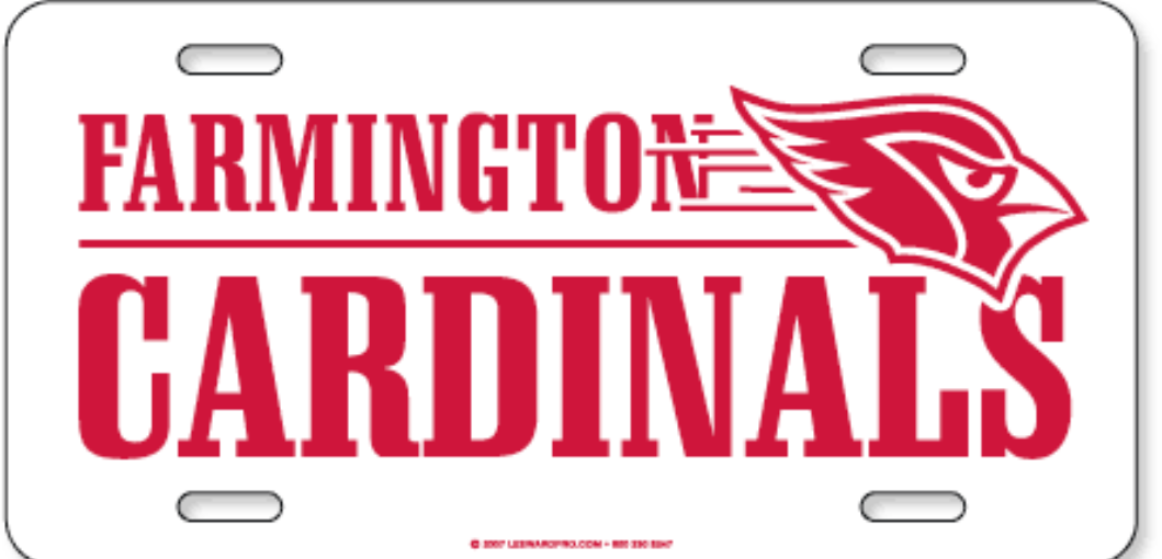 Farmington Cardinal Merchandise