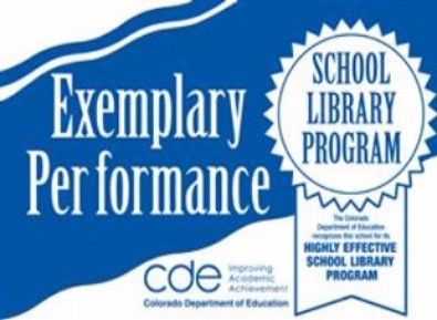 Exemplary Performance award graphic