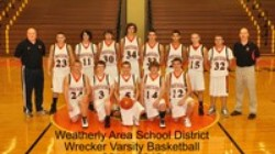 2011 Boys Varsity Basketball
