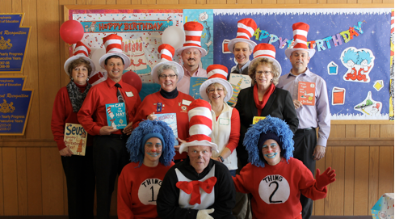 Read Across America at WASD
