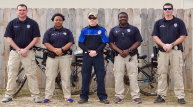 LCSD Police Department - Patrol Bicycle Unit