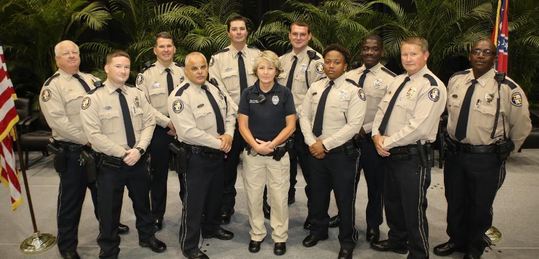Lamar County School District Police Department