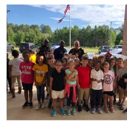 Serving and Protecting the Students of Lamar County