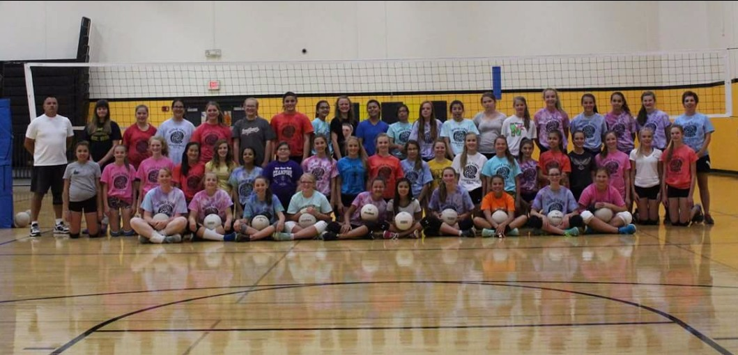 Middle School Volleyball