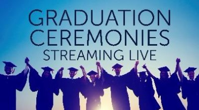 Graduation Streamed Live