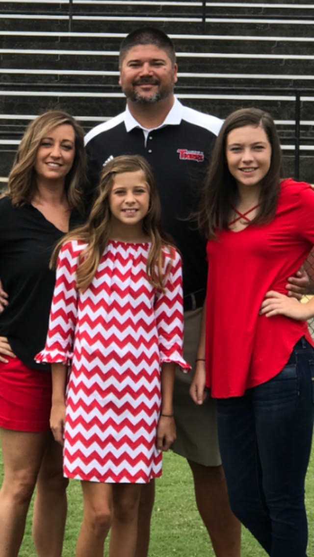 CCHS Welcomes New Varsity Girls Softball Head Coach C. J. Boyd