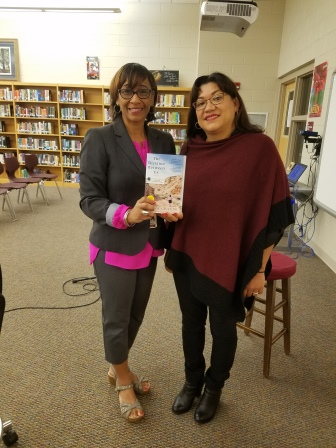 Author Visits NSHS