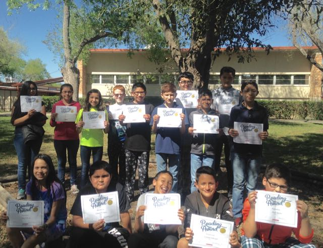 SIXTH GRADE ACCELERATED READERS