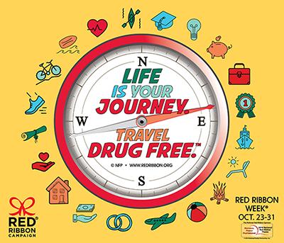 Red Ribbon Week 10/23-10/31