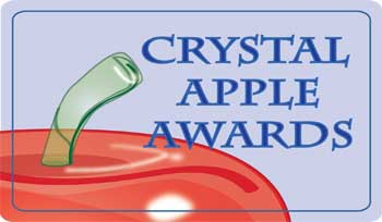 Crystal Apple Nominations OPEN