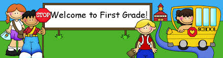 Welcome to the 1st Grade webpage!