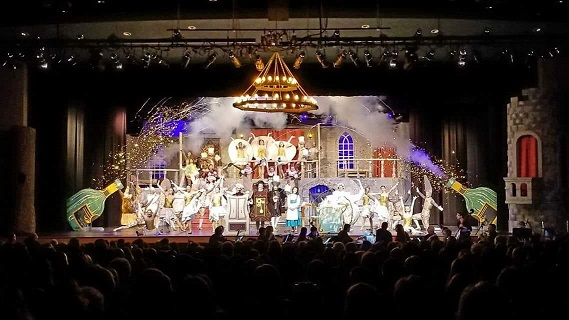 DHS Musical - Beauty and the Beast