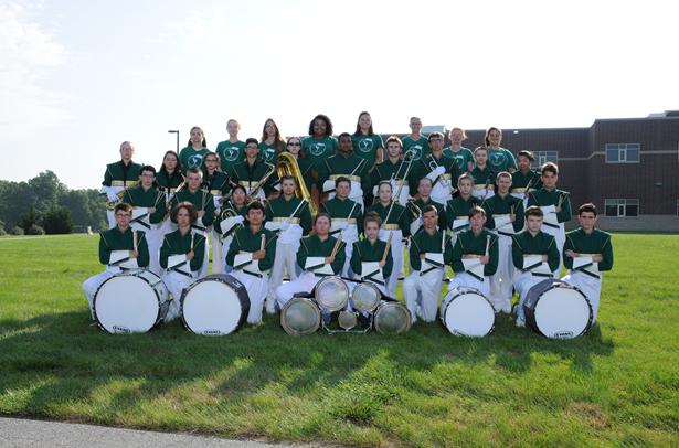 Green Nation Band Celebration