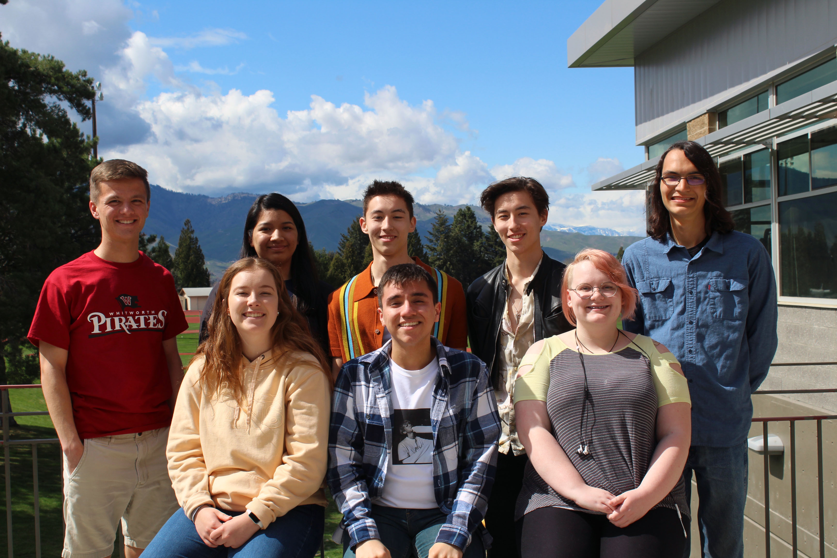 Academic Top 10 for the Class of 2019