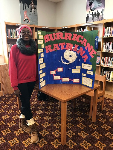 Reading Fair Winners