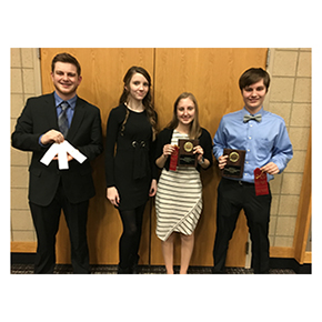 Feb. 13 - BPA Students Bring Home Awards