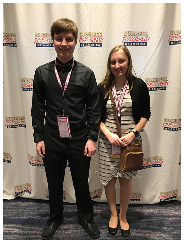 March 11 - WHA Students Win at BPA State Conference