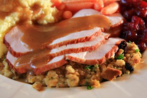 Elementary Thanksgiving Dinner