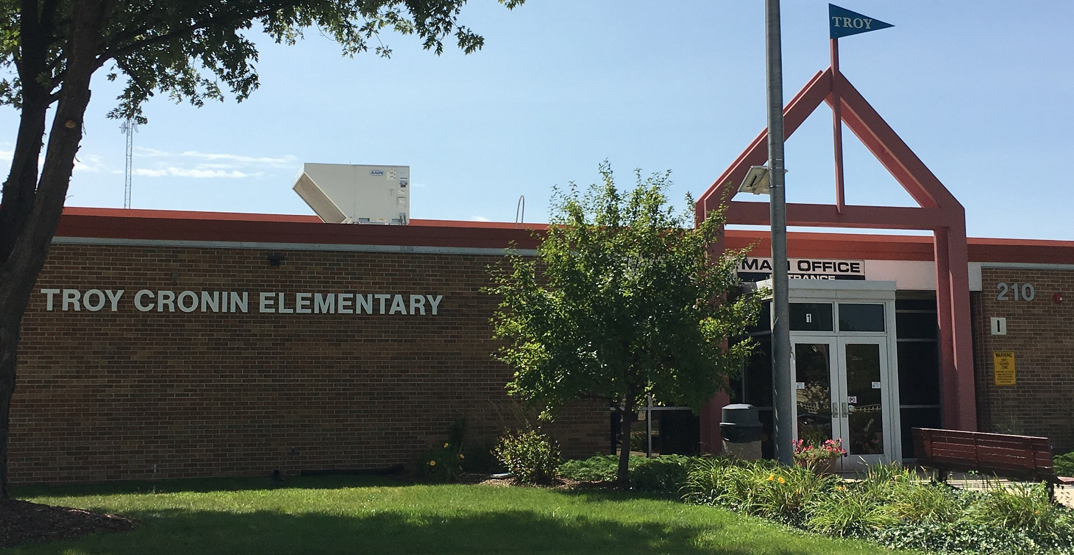 Home - Troy Cronin Elementary