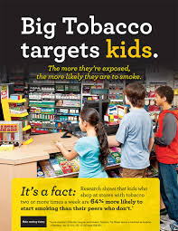 Big Tobacco Targets Kids