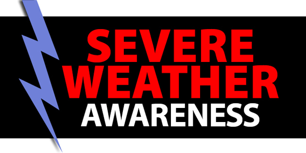 WV Governor announces WV Severe Weather Awareness Week. March 20–25
