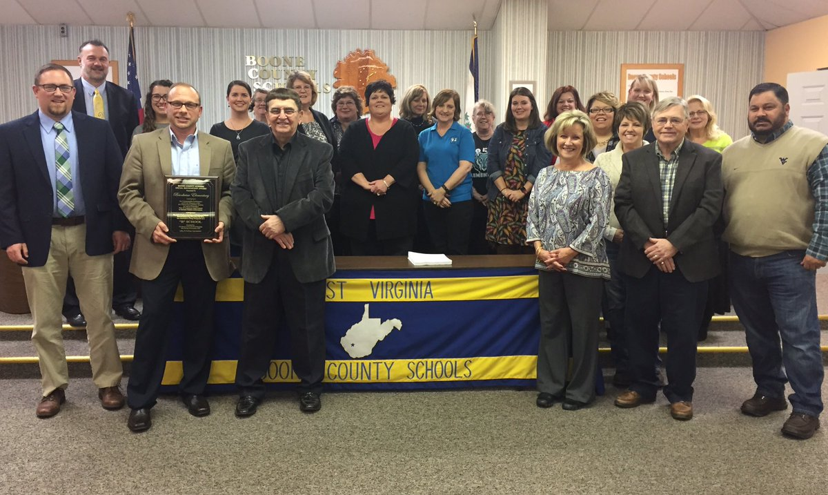 Brookview Elementary Recognized as B School by WV Accountability system.