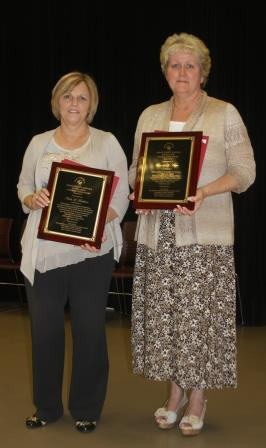 The 2016-2017 Teacher and Service Person of The Year