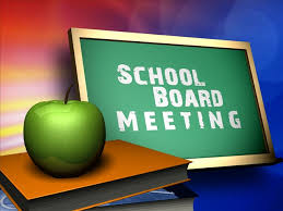 CLICK here for BOE Meeting Schedule