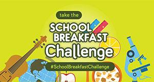 National School Breakfast Week March 6-10, 2017
