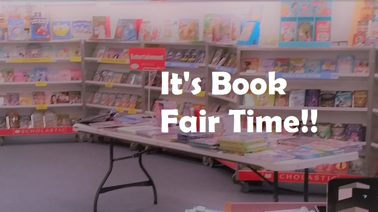 The BOGO Book Fair is almost gone - open Friday 9:00 to 2:45
