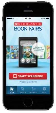 Scholastic Book Fair App