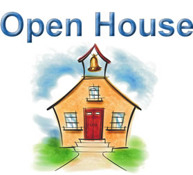 Open House Date/Time