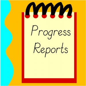 Progress Reports Will Go Home May 6th