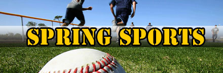 Conditioning/Tryouts for Spring Sports TBA