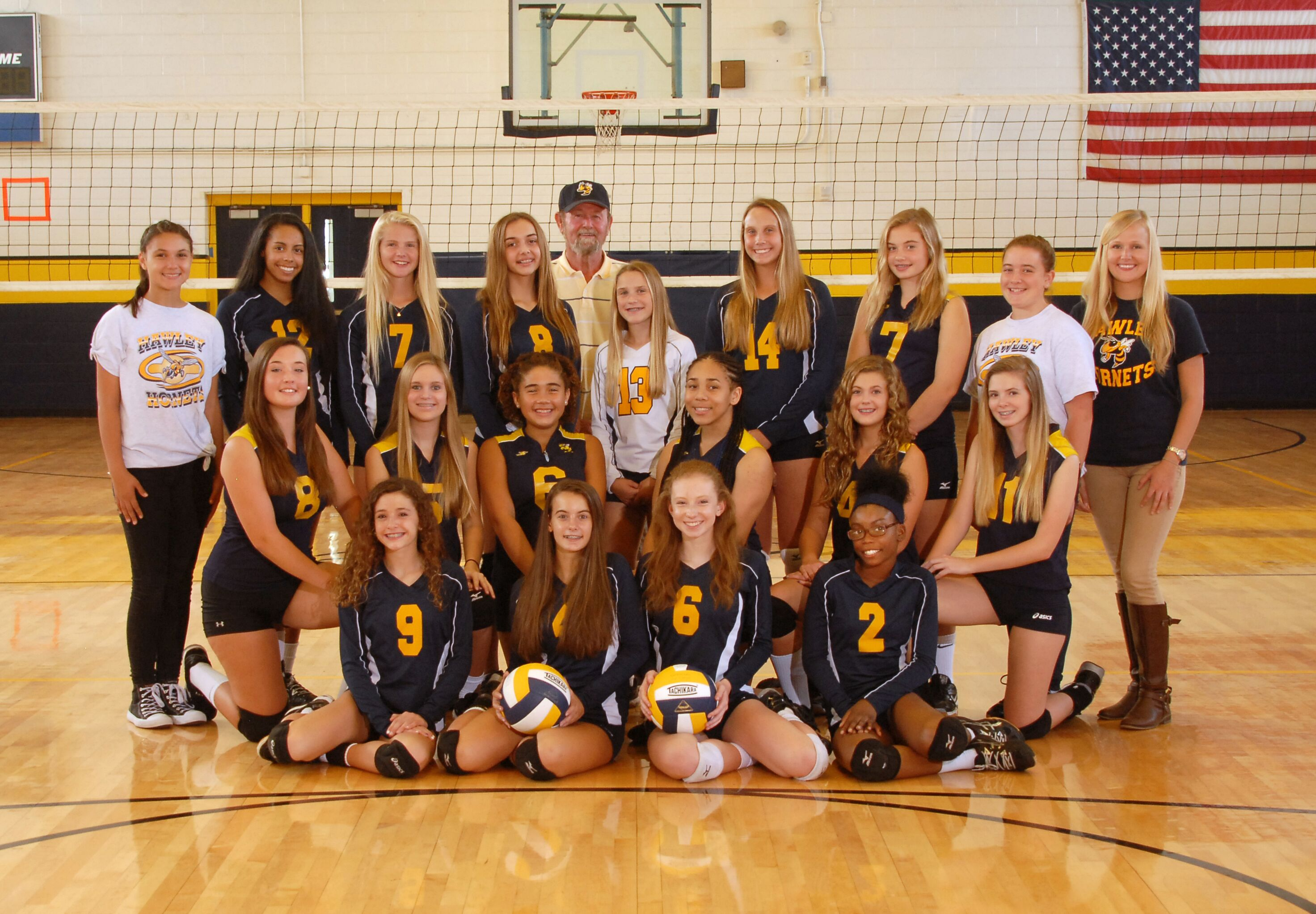 Welcome to Lady Hornets Volleyball!