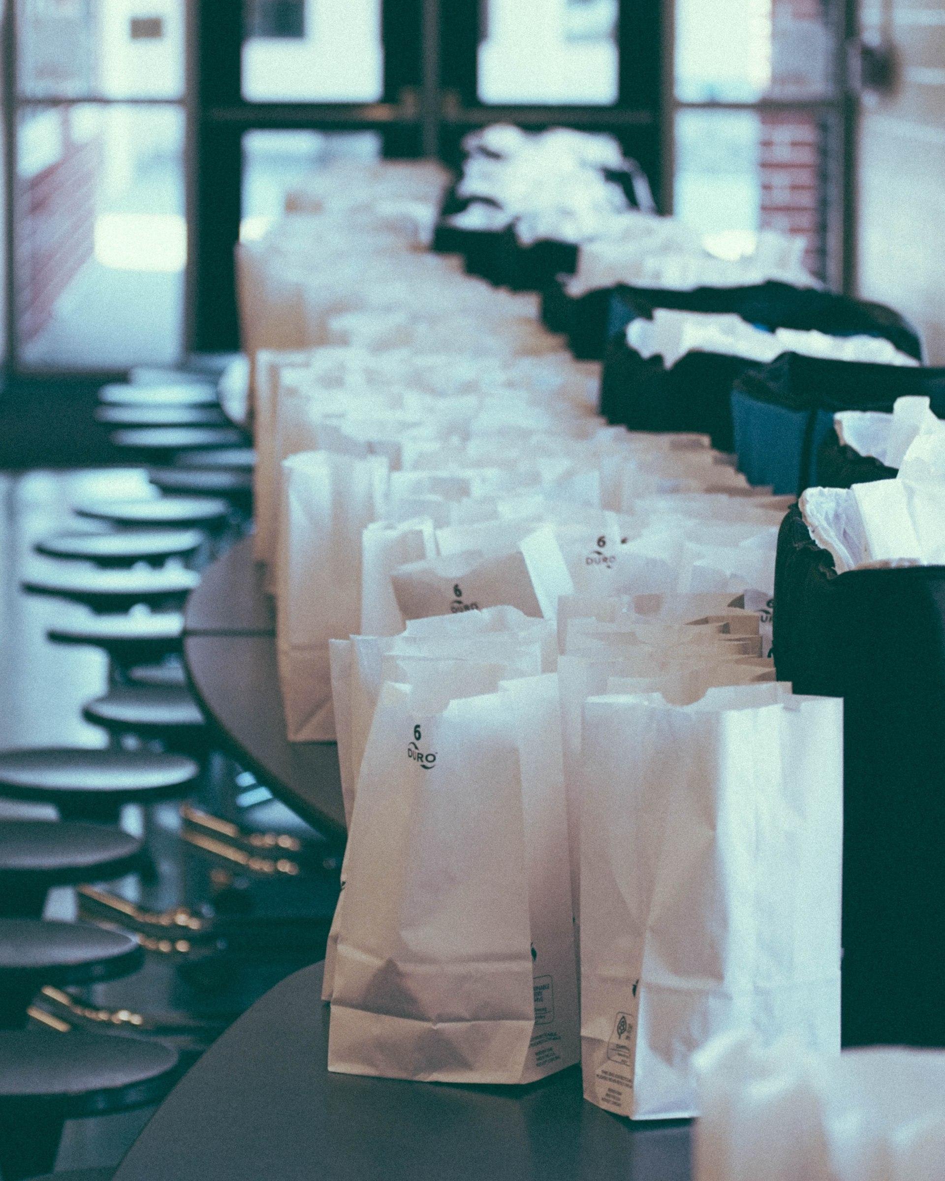 3/24/2020, Meal Distribution
