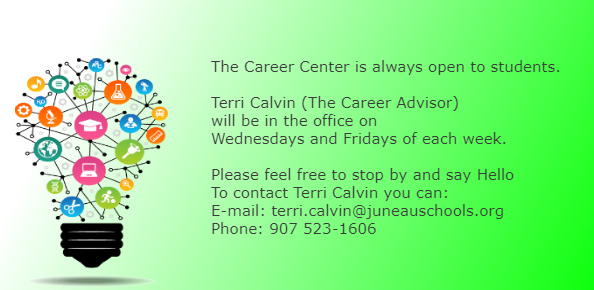 Welcome to the College & Career Center