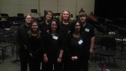 W. Tennessee Honor Band