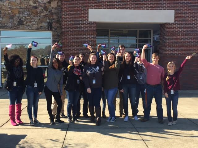 LHS Students make $$$$$ for Qualifying Advance Placement Scores