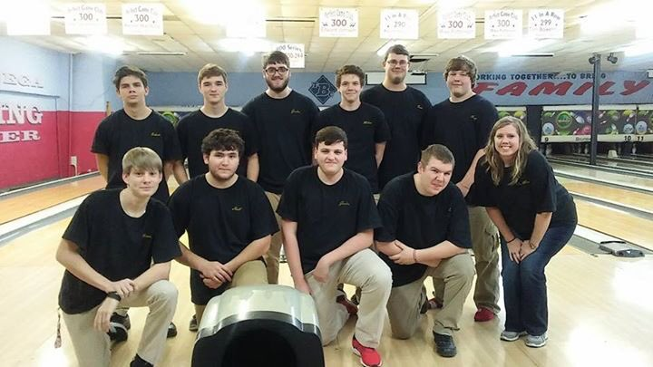 Boys Bowling Team Advances to State Competition