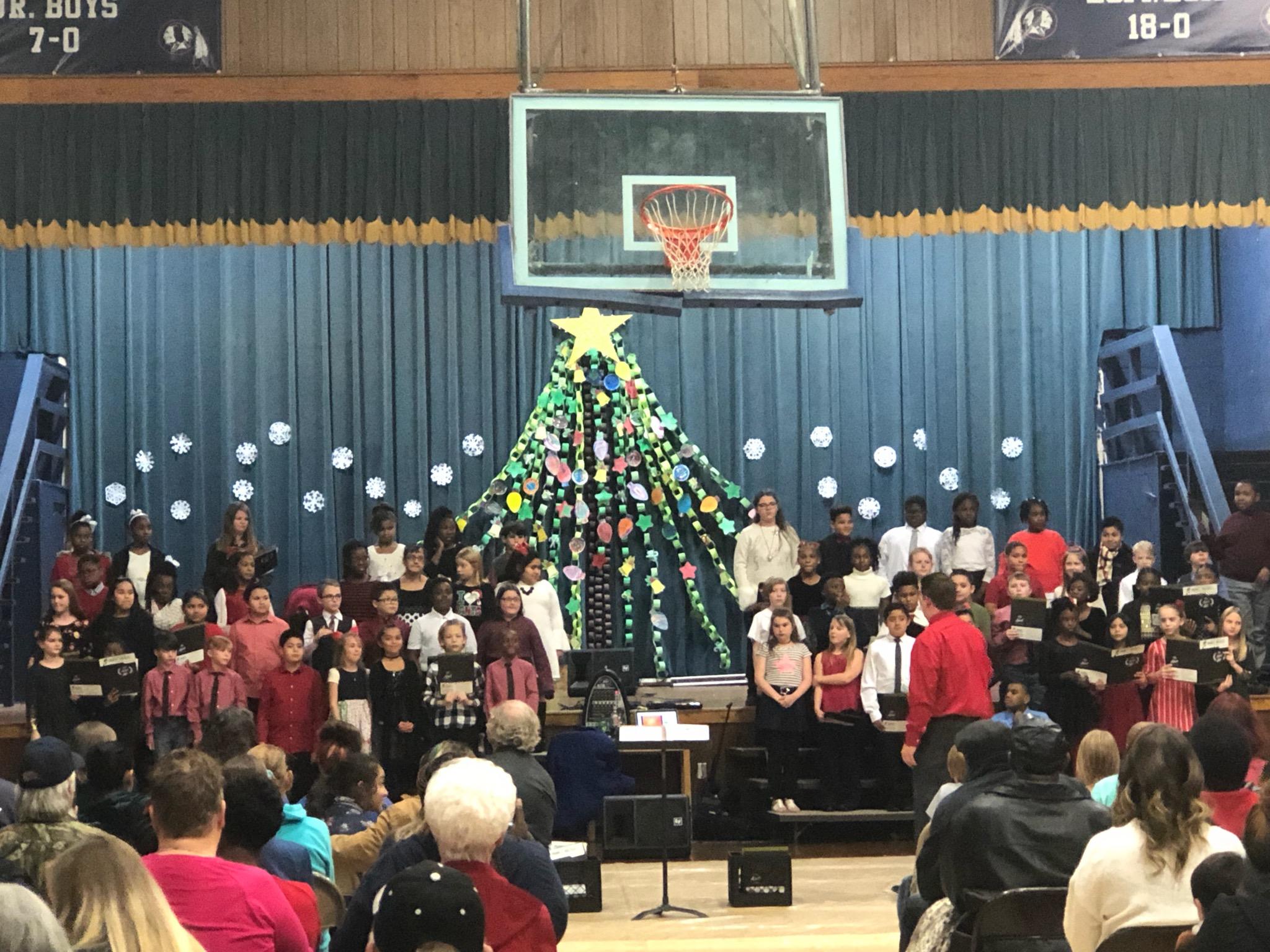 4th and 5th Christmas Program