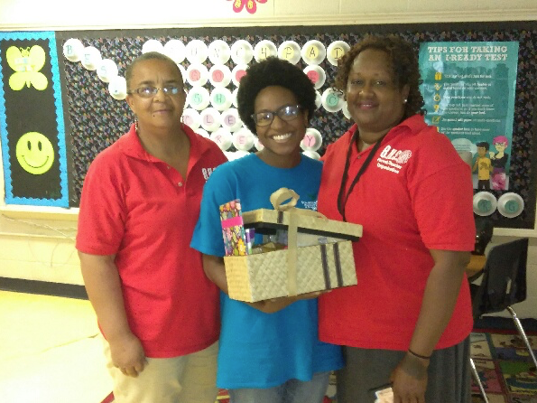 September Teacher of the Month